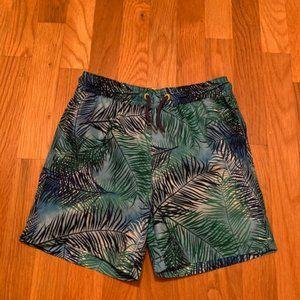 Summer Vibes Boys Swim Trunks (bathing suit)